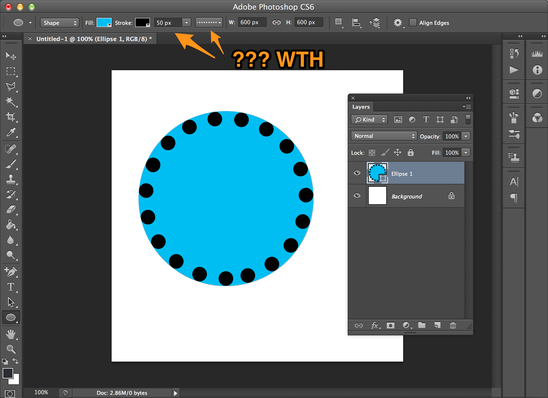 How to make image outline in photoshop cs5